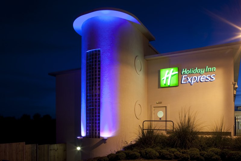 Holiday Inn Express Ramsgate - Minster-Hotel Exterior<br/>Image from Leonardo