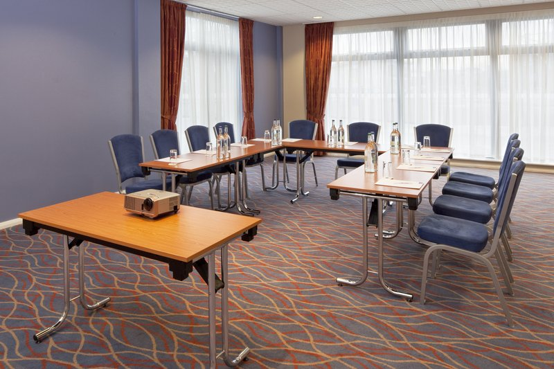 Holiday Inn Express Leicester City-King Power Meeting Room<br/>Image from Leonardo