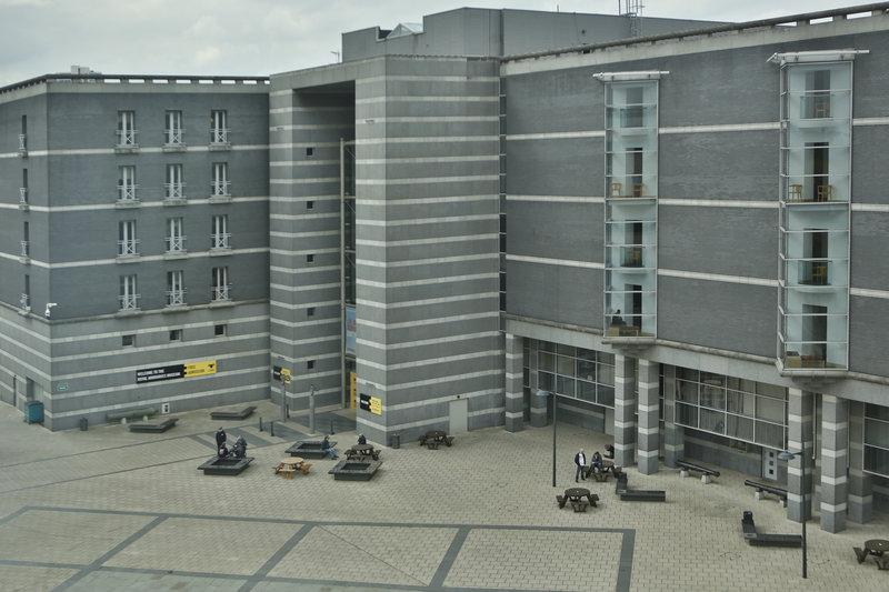 Holiday Inn Express Leeds City Centre - Armouries-Royal Armouries Museum<br/>Image from Leonardo