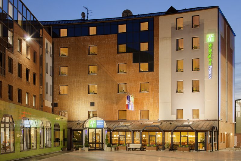Holiday Inn Express Arras-Hotel Exterior<br/>Image from Leonardo