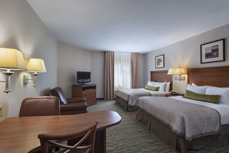 Candlewood Suites Austin N - Cedar Park-Double Bed Suite <br/>Image from Leonardo