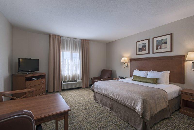 Candlewood Suites Austin N - Cedar Park-King Bed Suite <br/>Image from Leonardo
