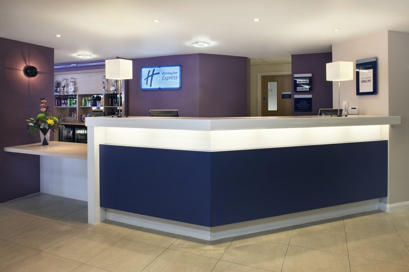 Holiday Inn Express Norwich-Nothing is too much trouble for our helpful team<br/>Image from Leonardo