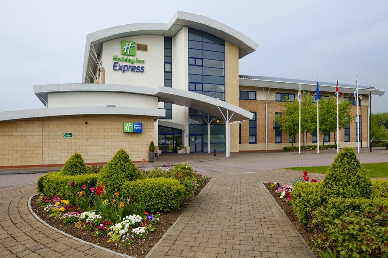 Holiday Inn Express Northampton M1, Jct.15-Welcome to Holiday Inn Express Northampton M1, Jct 15<br/>Image from Leonardo