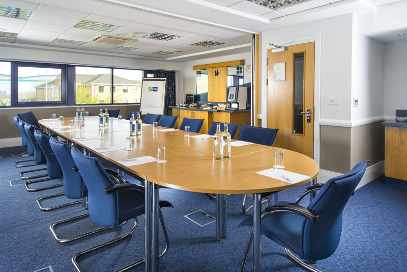 Holiday Inn Express Northampton M1, Jct.15-We have conference space for up to 70 delegates<br/>Image from Leonardo