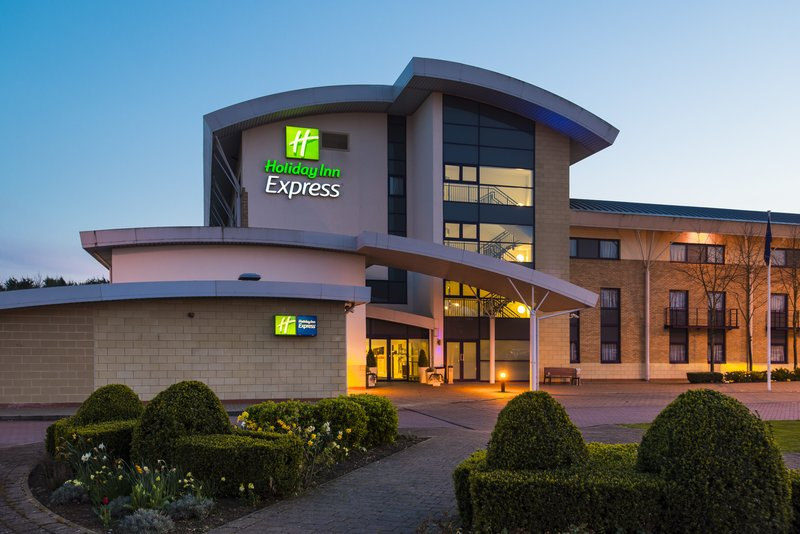 Holiday Inn Express Northampton M1, Jct.15-Our hotel in Northampton has free on-site parking for our guests<br/>Image from Leonardo
