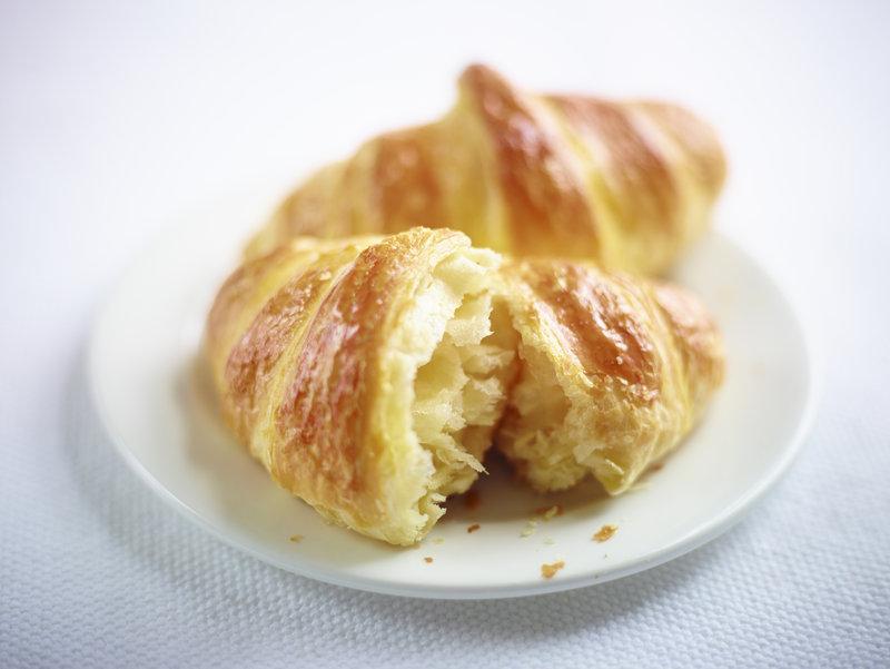 Holiday Inn Express Portsmouth - Gunwharf Quays-Freshly Baked Croissant<br/>Image from Leonardo