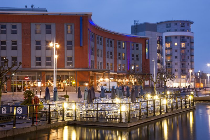 Holiday Inn Express Portsmouth - Gunwharf Quays-Enjoy a stroll along the Quays before relaxing back at the hotel.<br/>Image from Leonardo