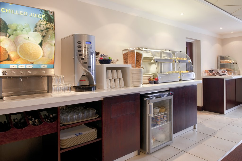 Holiday Inn Express Glenrothes-Breakfast Bar<br/>Image from Leonardo