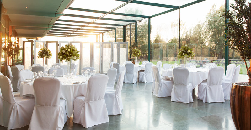 Crowne Plaza Marlow-Special Events: Wedding in the Conservatory<br/>Image from Leonardo