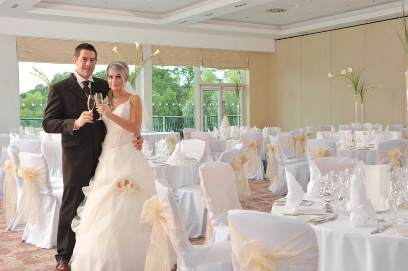 Crowne Plaza Marlow-Winterlake Suite - perfect for wedding receptions<br/>Image from Leonardo