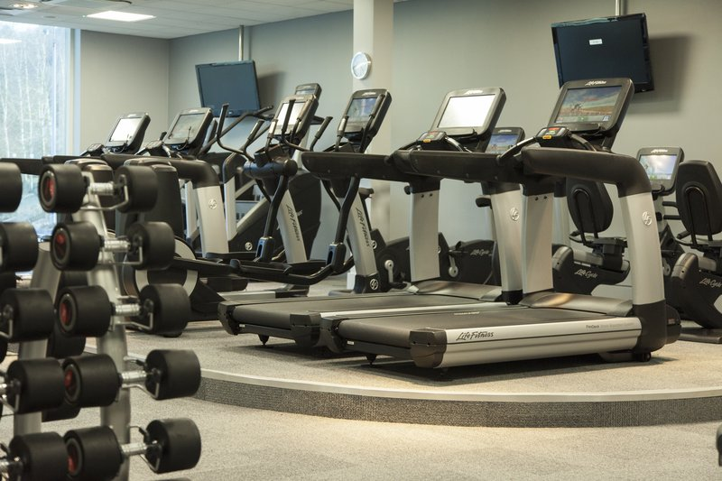 Crowne Plaza Marlow-Our fully integrated app based gym<br/>Image from Leonardo