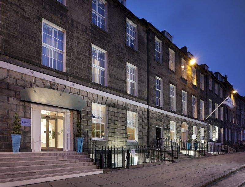 Indigo Edinburgh-Hotel Exterior<br/>Image from Leonardo