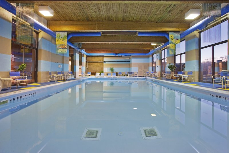 Holiday Inn Binghamton Downtown-Swimming Pool<br/>Image from Leonardo