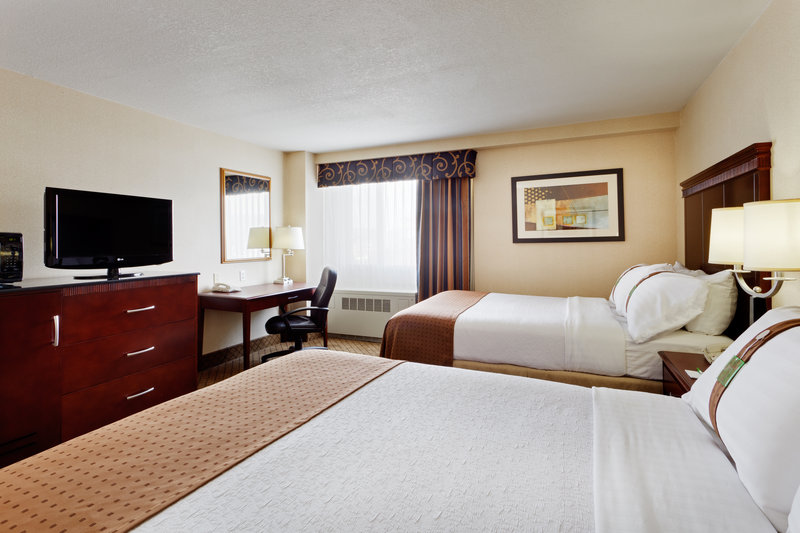 Holiday Inn Binghamton Downtown-Double Bed Guest Room<br/>Image from Leonardo