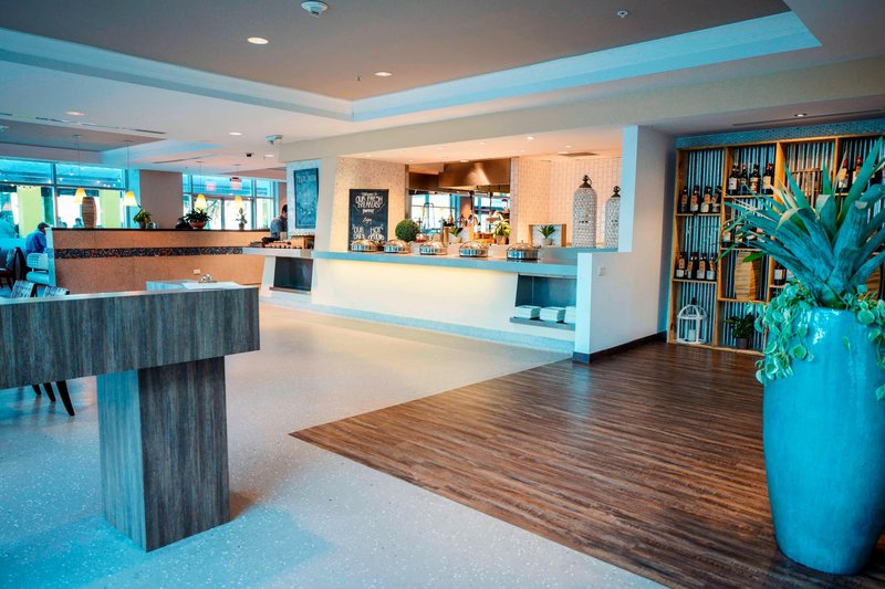 Marriott San Juan Resort - Gingambo Restaurant <br/>Image from Leonardo