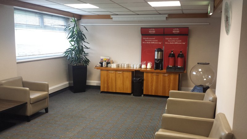 Holiday Inn Derby - Nottingham M1, Jct.25-Break Out Room<br/>Image from Leonardo