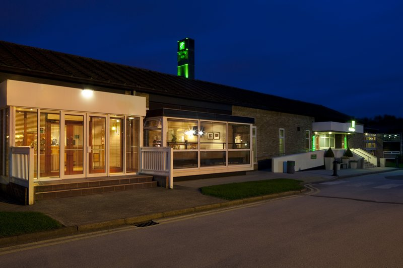 Holiday Inn Derby - Nottingham M1, Jct.25-Hotel Exterior<br/>Image from Leonardo