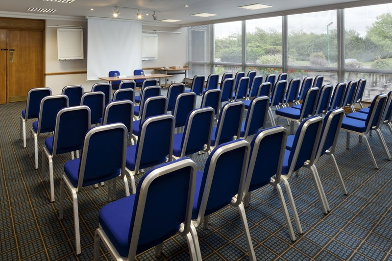 Holiday Inn Derby - Nottingham M1, Jct.25-Meeting Room - Theatre Style<br/>Image from Leonardo