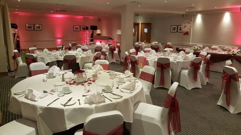 Holiday Inn Derby - Nottingham M1, Jct.25-Wedding Reception<br/>Image from Leonardo