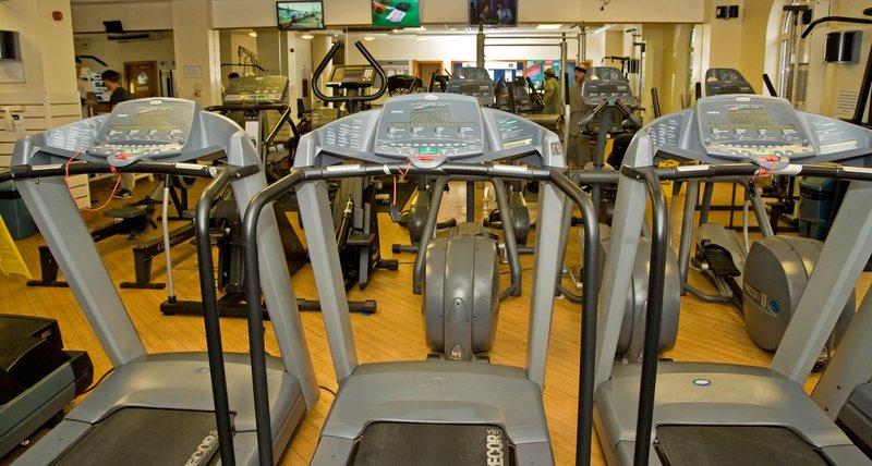 Holiday Inn Corby - Kettering A43-Fitness Center<br/>Image from Leonardo