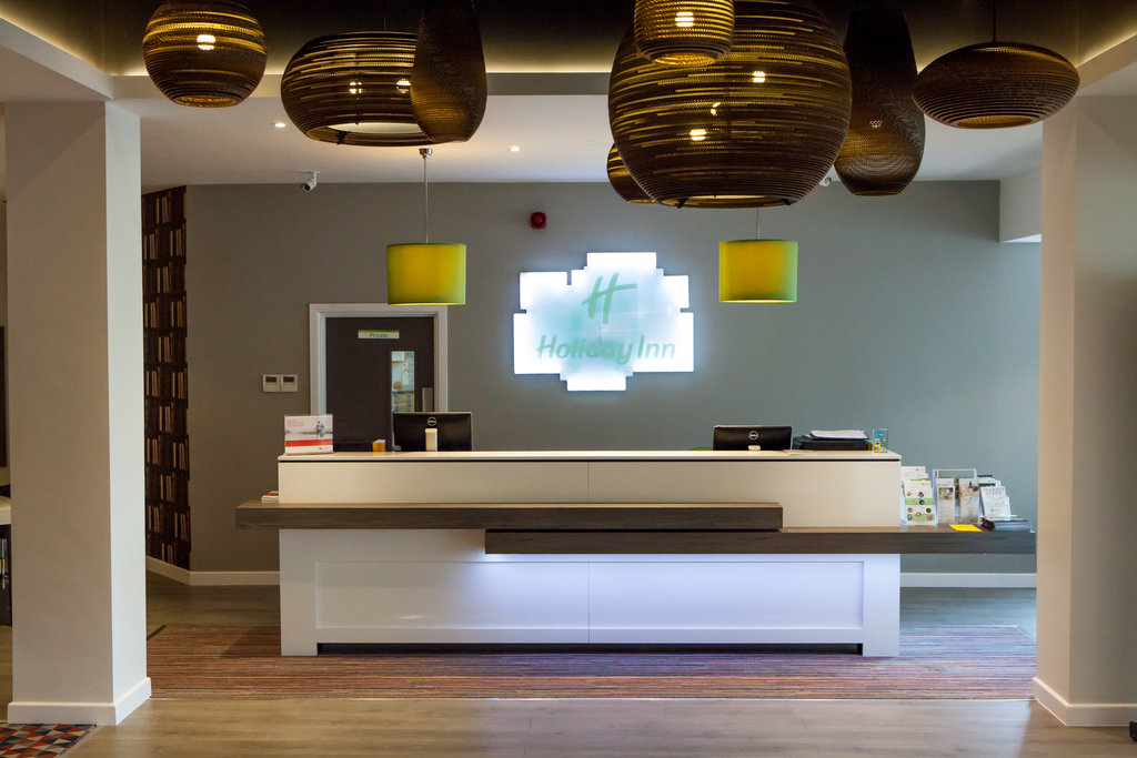 Holiday Inn Corby - Kettering A43-Front Desk<br/>Image from Leonardo
