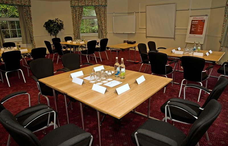 Holiday Inn Corby - Kettering A43-Octagon Suite, Cabaret Style set up<br/>Image from Leonardo