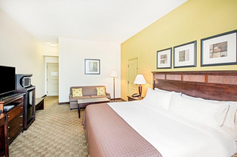 Holiday Inn Roanoke - Tanglewood - Rt 419 & I581-King Guest Room<br/>Image from Leonardo