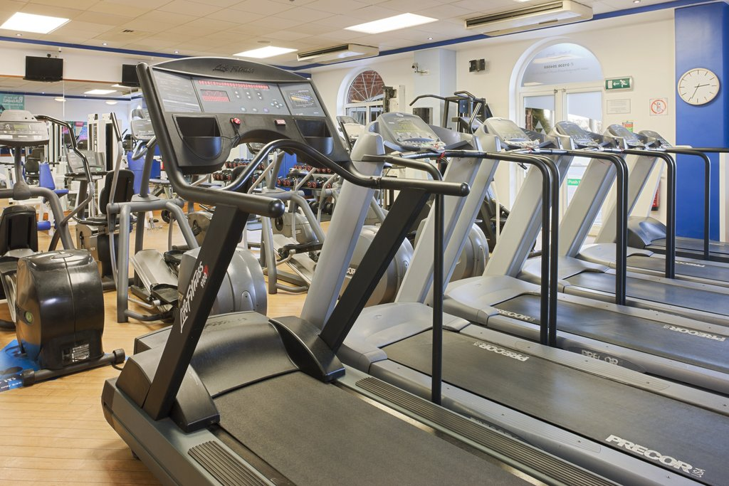 Holiday Inn Corby - Kettering A43-Gym<br/>Image from Leonardo
