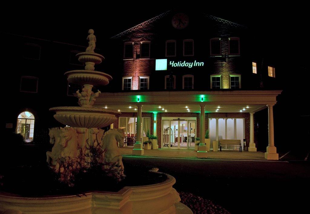 Holiday Inn Corby - Kettering A43-Night at Holiday Inn Corby - Kettering A43<br/>Image from Leonardo