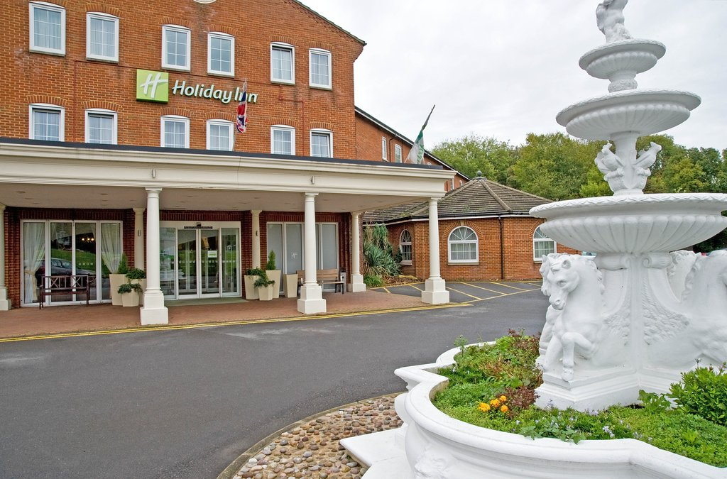 Holiday Inn Corby - Kettering A43-Holiday Inn Corby - Kettering A43<br/>Image from Leonardo