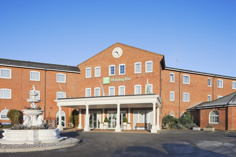 Holiday Inn Corby - Kettering A43-Holiday Inn Corby Kettering A43 welcomes you<br/>Image from Leonardo