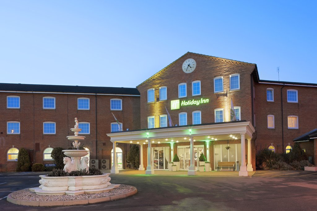 Holiday Inn Corby - Kettering A43-Located just off J7 A14, close to M1 & M6<br/>Image from Leonardo