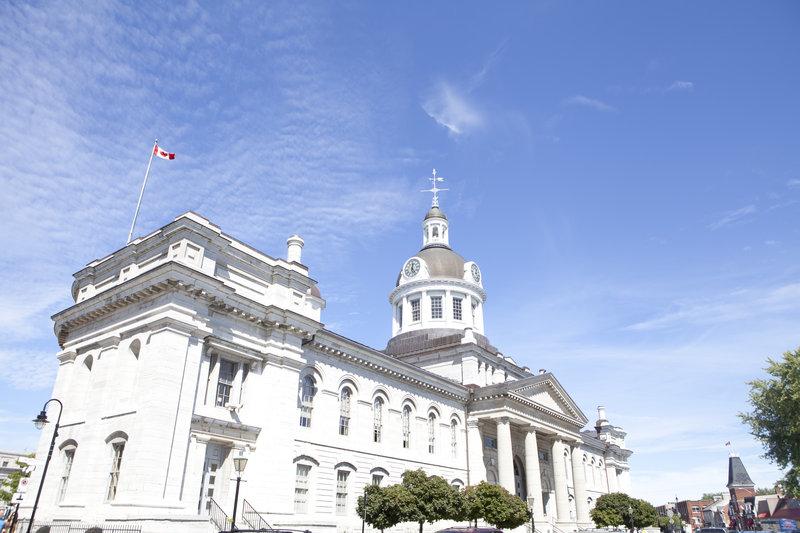 Holiday Inn Kingston - Waterfront-Historic City Hall Kingston<br/>Image from Leonardo