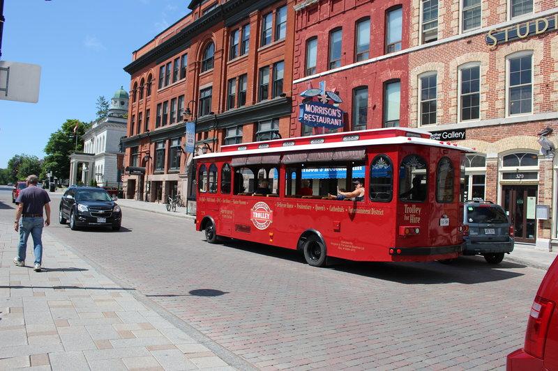 Holiday Inn Kingston - Waterfront-Kingston Trolley Tours<br/>Image from Leonardo