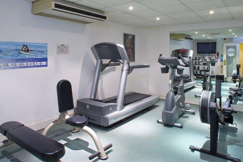 Holiday Inn Milton Keynes East M1, Jct.14-Fitness Center<br/>Image from Leonardo