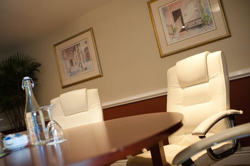 Holiday Inn Milton Keynes East M1, Jct.14-Meeting Room at Holiday Inn Milton Keyne East<br/>Image from Leonardo