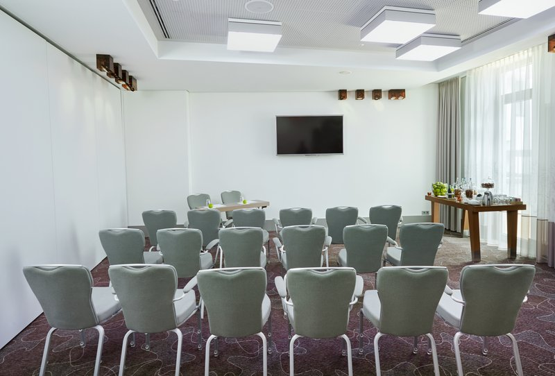 Holiday Inn Berlin Centre Alexanderplatz-Book our Kollwitz Theatre Meeting Room for your conference<br/>Image from Leonardo