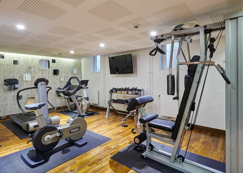 Holiday Inn Berlin Centre Alexanderplatz-Stay fit in our well-equipped Gym<br/>Image from Leonardo