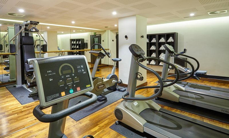 Holiday Inn Berlin Centre Alexanderplatz-Keep fit with our modern 24 Hour Gym<br/>Image from Leonardo