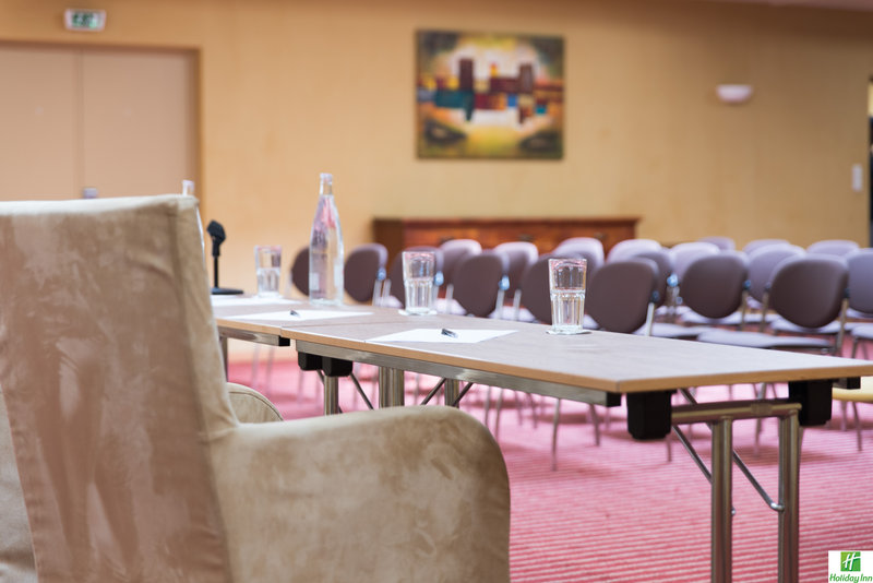 Holiday Inn Cannes-Meeting room Jaipur ideal for your meetings<br/>Image from Leonardo