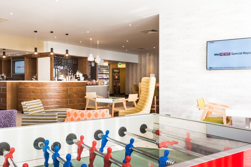Holiday Inn Brighton - Seafront-Play a game of table football with family and friends<br/>Image from Leonardo