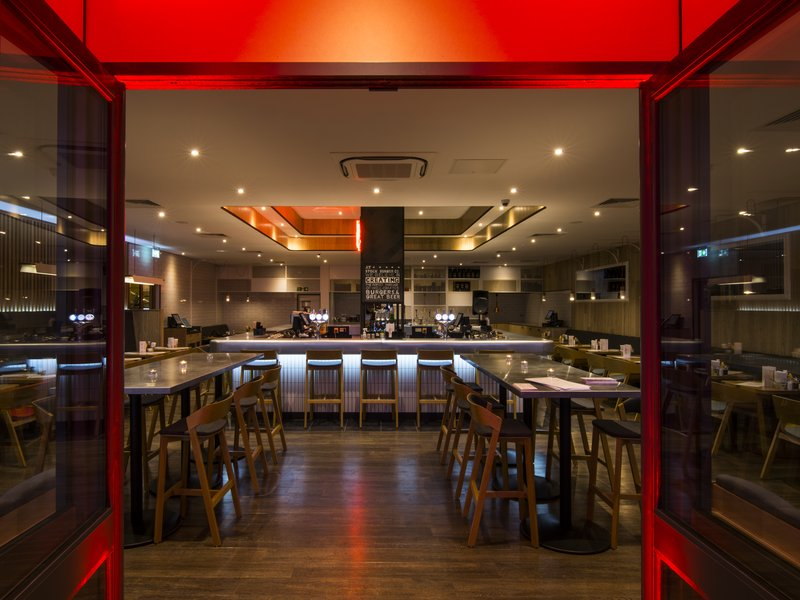 Holiday Inn Brighton - Seafront-Our newly refurbished restaurant<br/>Image from Leonardo