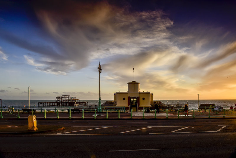 Holiday Inn Brighton - Seafront-View from Hotel<br/>Image from Leonardo