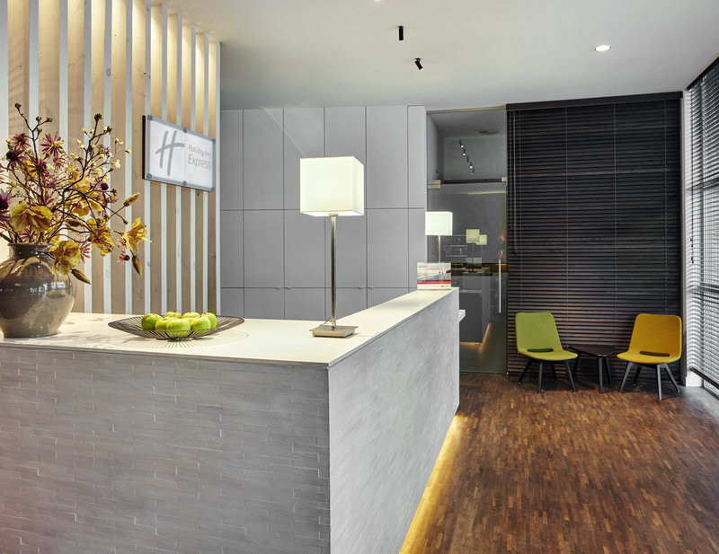 Holiday Inn Express Mechelen City Centre-Welcome to Holiday Inn Express Mechelen City Centre<br/>Image from Leonardo