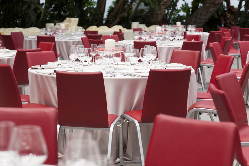 Crowne Plaza Verona Fiera-Banquet Room<br/>Image from Leonardo