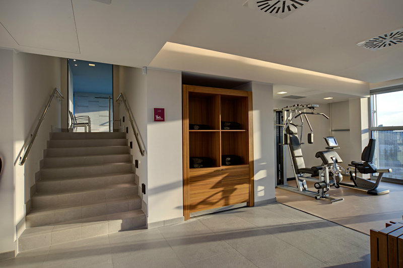 Crowne Plaza Verona Fiera-Fitness Center<br/>Image from Leonardo