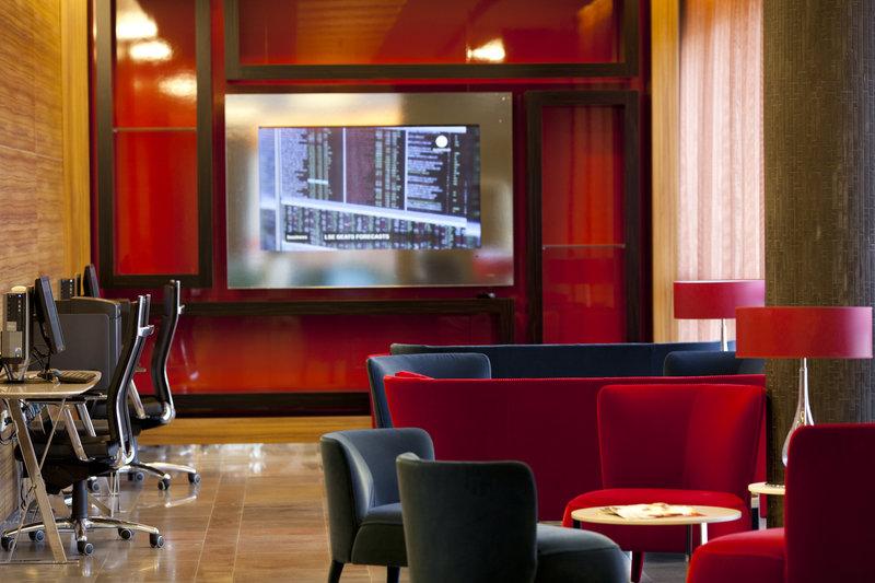 Crowne Plaza Verona Fiera-Hotel Lobby<br/>Image from Leonardo
