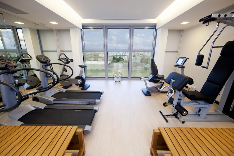 Crowne Plaza Verona Fiera-gym<br/>Image from Leonardo