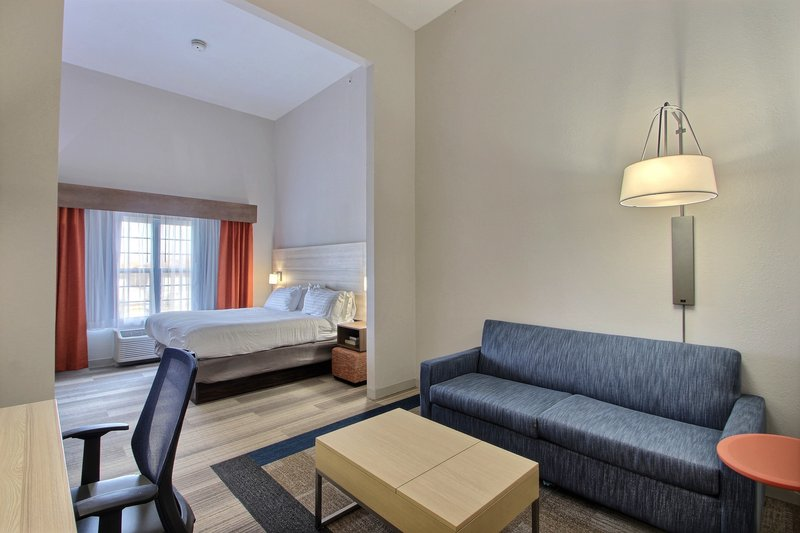 Holiday Inn Express & Suites Milwaukee Airport-Pullout Sleeper Sofa in Select Rooms<br/>Image from Leonardo